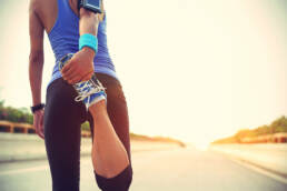 Streching Physiotherapie